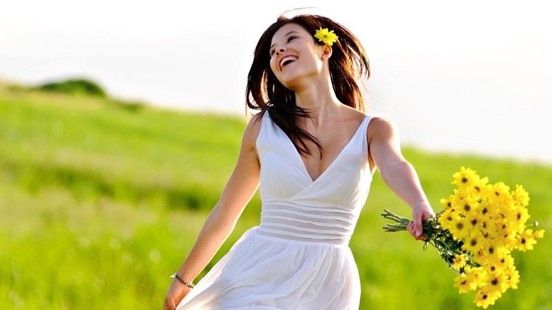 5 cách sống an nhiên cho cô nàng hiện đại