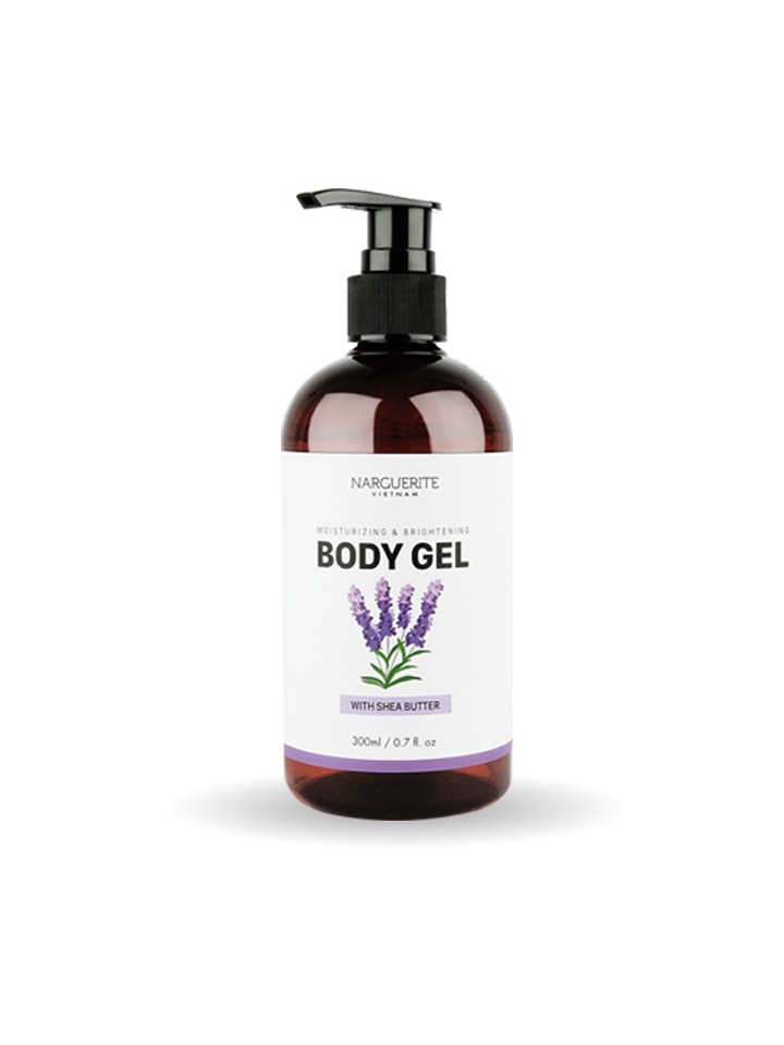 Sữa Tắm Body Gel Hương Lavender